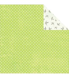Kaisercraft Honey Chai Double-Sided Cardstock Paper Caraway