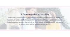 Communication for Conflict at Work Facebook Post Template -- #FacebookMarketingTips #DesignFacebookTemplates #FacebookPostTemplates #FreeFacebookTemplates #EditableFacebookTemplates #SocialMediaTemplates #SocialMediaMarketing -- Supercharge your Facebook engagement with unique, eye-catching Facebook templates. Create highly engaging Facebook and social media graphics with Venngage!