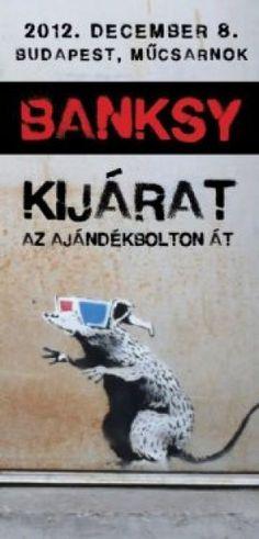 """Képtalálat a következőre: """"banksy poster budapest"""""""