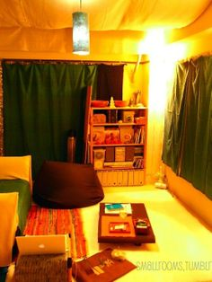 Small Room Decor