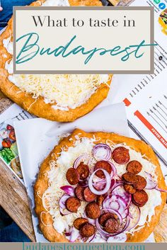 Hungarian cuisine is world-famous for a reason. This post will help you decide what to try in Budapest. Prepare your stretchy pants and your tastebuds! Hungarian Cuisine, Hungarian Recipes, Hungarian Food, Croatian Recipes, Visit Budapest, Budapest Travel, Budapest Hungary, Hungary Travel, Beef And Potatoes