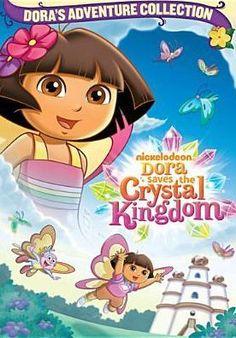 Dora the Explorer: Dora Saves the Crystal Kingdom
