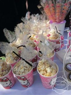 Hello Kitty Birthday Party Ideas | Photo 1 of 28 | Catch My Party