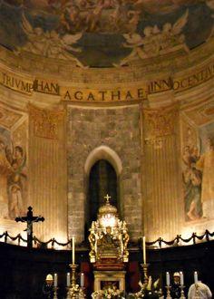 S. Agata. Catania
