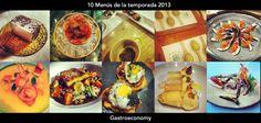 10 Menús de la temporada 2013 #ListasGastroeconomy