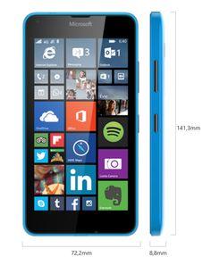 Possibly Mama's Christmas Gift:  Nokia Lumia 640 LTE, we both need new phones…