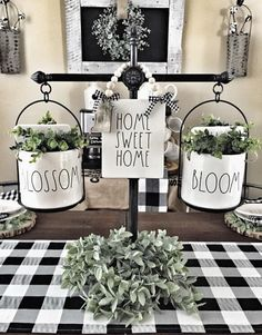 Courageous considered modern country style home decor click Country Farmhouse Decor, Farmhouse Kitchen Decor, Rustic Decor, Farmhouse Style, Modern Farmhouse, Kitchen Modern, Farmhouse Ideas, Modern Country Style, Country Style Homes