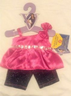 new build a bear outfit