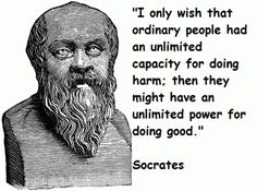 Collected Quotes from the great Greek philosopher Socrates BC). There is no proof that Socrates ever wrote anything, philosophical or biographical. Whatever information we derive about Socrates is… Teaching Philosophy Quotes, Famous Philosophy Quotes, Great Philosophers Quotes, Ancient Greek Quotes, Socrates Quotes, Stoicism Quotes, Philosophical Quotes, Greek Culture, Time Quotes