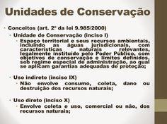 http://engenhafrank.blogspot.com.br: UNIDADES DE CONSERVAÇÃO AMBIENTAL LEI A SER SEGUID...