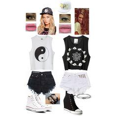 Best friend outfits<<< too cute! @SamariahSpeed