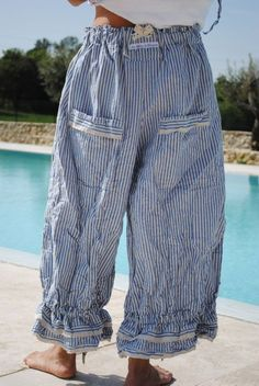 Rags pucerone- the most comfortable pants on earth it looks like, next to sweat pants too of course...