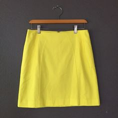 "LOFT | NWT Mini Skirt New with tags. 18"" long. Lined. Cotton, rayon and spandex. Zips in the back. LOFT Skirts Mini"