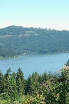 Dworshak State Park, located on the beautiful Dworshak Reservoir in Lenore, Idaho.