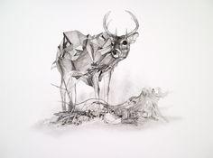 Chris Scarborough y sus existencias ilustradas