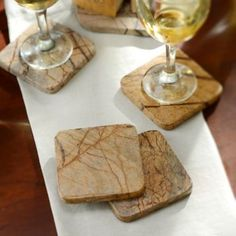 http://www.kirklands.com/product/Brown-Forest-Marble-Coasters-Set-of-4/186132.uts