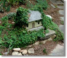Fairy Houses for the Garden | Fairy places, fairy things,