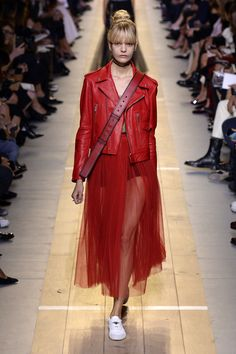 Christian Dior | Ready-to-Wear Spring 2017 | Look 35