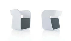 Alma armchair by Nacho Lavernia & Alberto Cienfuegos for KOO furniture 2
