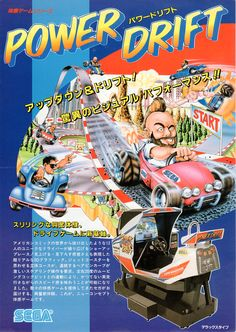 Power Drift (1988)