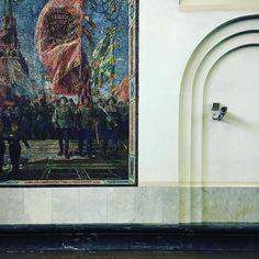 #moscow #russia #metro #dobryninskaya #subway #mosaic #art #ussr #soviet #socialistrealism #sozialistischerrealismus #kunst #москва #россия #метро #добрынинская #мозаика #искусство #ссср #социалистический_реализм #явижумоскву #ялюблюмоскву #worldarchitecture #architectureporn #architecturelovers #communism by harrison_grady