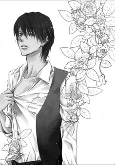 Takafumi, Between the Sheets, Hashimoto Aoi, manga