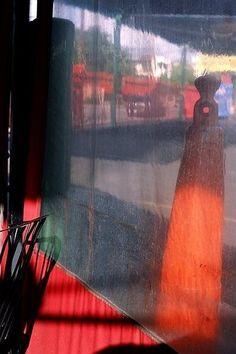 By Saul Leiter : I really love the colour in Leiter's work and the way he plays with perspectives