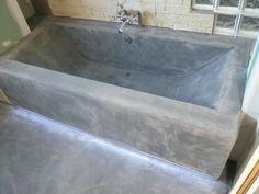 Para quem sonha comum momentorelachante em uma banheira maravilhosa e não tem grana pra realizar... Temos uma pequena solução!Asbanheiras de alvenaria.