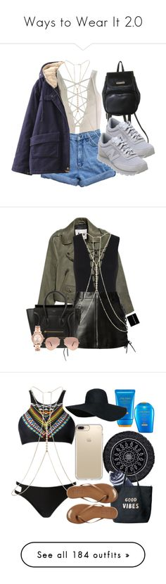 """""""Ways to Wear It 2.0"""" by jzanzig on Polyvore featuring jewelry, necklaces, accessories, belts, body chain, filigree jewelry, flower jewellery, gold tone jewelry, miss selfridge and body chain jewelry"""