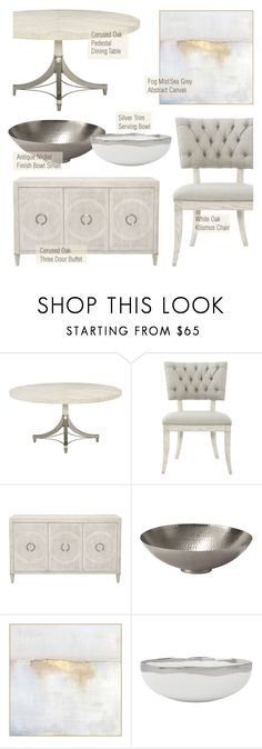 """""""Dining Room"""" by kathykuohome ❤ liked on Polyvore featuring interior, interiors, interior design, home, home decor, interior decorating, dining room, diningroom and homedecor"""