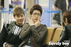 GyuYeol ~ cute brothers <3