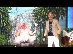 Ellen Meets the Tooth Fairy