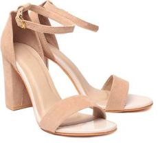 Klaur Melbourne Women Cream Heels