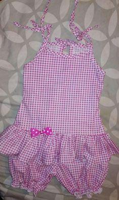 Toddler Dress, Toddler Outfits, Toddler Girl, Girl Outfits, Baby Girl Dresses, Little Dresses, Baby Dress, Vestidos Vintage, Pink Gingham