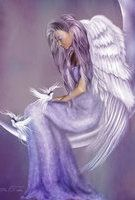 Angels amongst us - Angel Poems - Angel Blessings - Angels - Angel Prayers Mary Jac Angel Images, Angel Pictures, Vision Quest, I Believe In Angels, Lilac Hair, Angels Among Us, Angel Art, White Hair, Metal Wall Art