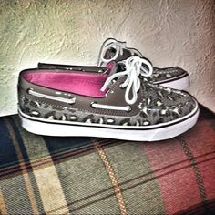 My new Top Sider Boat Sperrys, love them <3