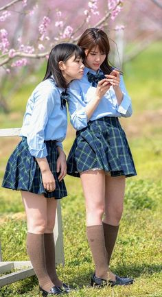 Outfits for Teens Petite size School Girl Japan, School Girl Outfit, School Uniform Girls, Girls Uniforms, High School Girls, Japan Girl, School Uniforms, Cute Asian Girls, Beautiful Asian Girls