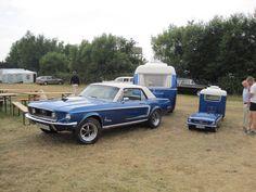 Mustang, MKP Caravan