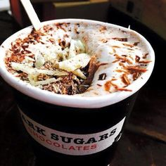 Dark Sugars | 17 Places You Must Go For Hot Chocolate In London