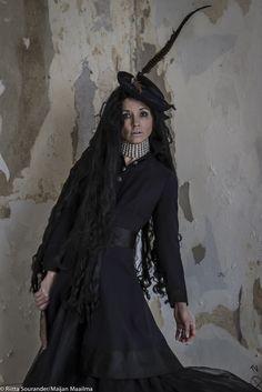 Goth, Style, Fashion, Moda, Gothic, Fashion Styles, Goth Subculture, Fashion Illustrations, Stylus