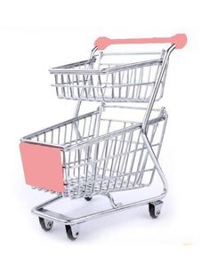 Mini supermarket shopping cart decoration, storage box, cellphone holder, creative novelty gift Double-deck-hot pink * Visit the image link more details. Little Girl Toys, Toys For Girls, Kids Toys, Barbie Doll House, Barbie Toys, Kids Grocery Store, American Girl Doll Sets, Princess Toys, Kid Playroom