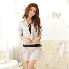 Buy 'RingBear – Inset Top Belted Dress' with Free International Shipping at YesStyle.com. Browse and shop for thousands of Asian fashion items from Taiwan and more!