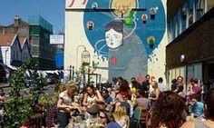 The Canteen, Bristol Party Organisers, Art Hub, Party Scene, Bristol, Vibrant, Canteen, Hamilton, Travel, Viajes
