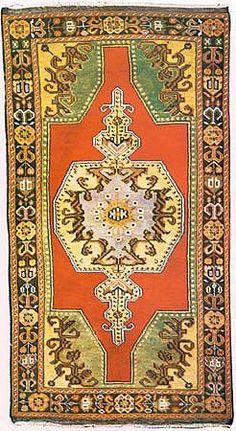 Maden pure wool carpet.