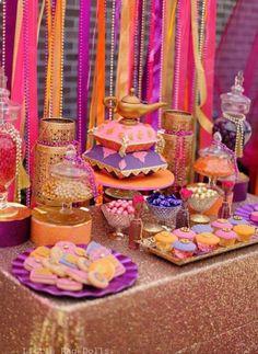 Arabian theme
