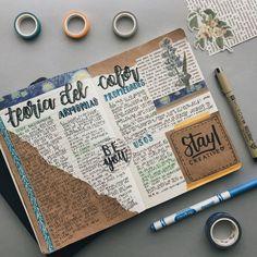 Apuntes bonitos… Journal Fonts, Bullet Journal School, Bullet Journal Notes, Bullet Journal Aesthetic, Bullet Journal Ideas Pages, Scrapbook Journal, Bullet Journal Inspiration, Art Journal Pages, School Notebooks