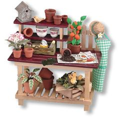 Just Miniature Scale -- Everything for your Dollhouse and Miniatures. Affordable dollhouse miniatures including Furniture, Accessories, Dolls and more.