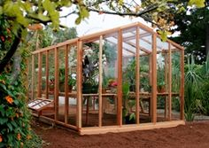 How to build a greenhouse. The frame – BuildEazy Free woodworking free greenhouse plans with instructions.