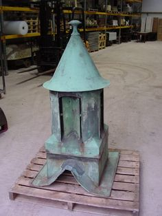 Want this little barn cupola