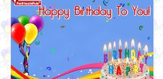 Surprise your #birthday pal with a sparkling wish using this #ecard. #happybirthay
